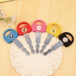 Wholesale Children s stationery per creative car key ball pen Korean Style Ball Pen Promotion Gift Fashion New Wholesaledandy