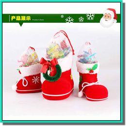 Wholesale Chine en gros bon sac de cadeau de vente avec la couleur noir et blanc et grande taille petite et moyenne pour cadeau de Noël des enfants
