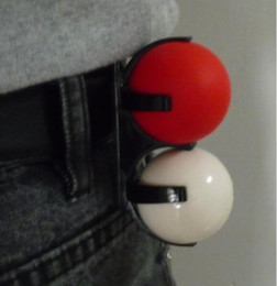 Pro Ball Holder Standard- Magic accessories, Metal stage magic,Magic props,High quanlity