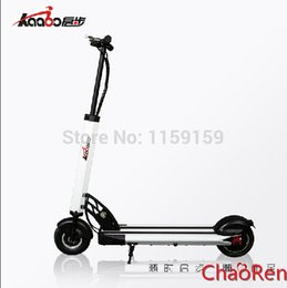 MYWAY mini E-scooter version folding electric skateboards car lithium battery electric bicycle electric car instead of walking