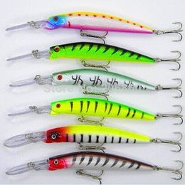 Wholesale 14 CM G Big Game fishing lures plastic hard bait fishing tackle pesca fish wobbler minnow artificial lure swimbait FYE023