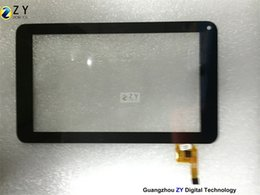 High quality 7 inch Tablet PC Capacitive Touch Screen touch panel digitizer TOPSUN-G7043-A1