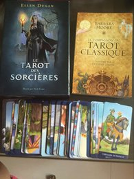 Wholesale Witches Tarot Kit Includes Deck Book by Ellen Dugan pagan wicca witch