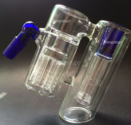 Wholesale 2015 New Inline Glass Water Percolator Ash Catcher Smoking Pipe Bong Accessory MM MM MM MM Assorted