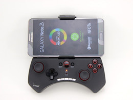 Wholesale-Snes New Ipega Pg-9025 Bluetooth Wireless Game Controller Gamepad Joystick For Phone pod pad android Phone tablet Pc P0008851