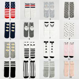 New 19 styles Children Cotton stockings Baby Leg Warmer boot Socks high qulity free shipping