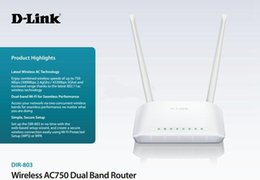 Wholesale Wireless N Dlink DIR AC750 Dual Band Routers Mbps M Ghz M Ghz AC Wi Fi Repeate