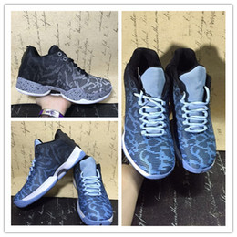 Wholesale Colors Zapatos de baloncesto retros XX9 del envío de la alta calidad más barata libre del envío BHM Zapatillas de deporte retras del descuento de la leyenda negra del apagón de Doernbecher
