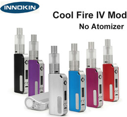 Wholesale Original Innokin CoolFire IV W Battery Mod Cool Fire IV Express Kit mah Innokin Coolfire Cool fire Box Mod No Atomizer VS NEBOX