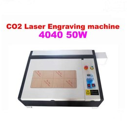 Wholesale Newest Laser engraver cutter machine LY with W CO2 laser tube equips with honey comb