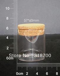 Livraison gratuite -100ml grand tube en verre avec liège, flacons en verre. Pot en verre, grand, souhaitant bouteille, 0.6ml, 1ml jusqu'à 1000ml est disponible à partir de grandes bouteilles liège fournisseurs