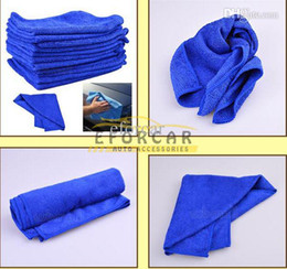 50 X Large Soft Microfiber Absorbent Towel Car Cleaning Kitchen Wash Cloth