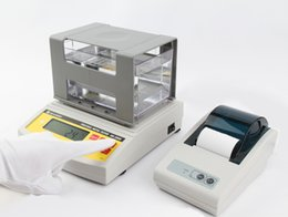 Wholesale DH K China Professional Factory Supply Electronic Digital Gold Purity Tester Gold Densimeter Gold Tester Machine