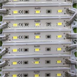 Wholesale LED single color module light SMD IP waterproof LED modules sign letters back light led W lm DC V