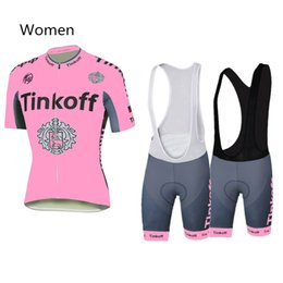 2016 Tinkoff saxo bank Cycling Jerseys women cycling clothes bicycle pink breathable bike jerseys Mountain bike racing Mtb sport clothing