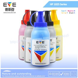 Wholesale For use in HP Laser Jet CP1025 refill for printer copier color toner powder Compatible