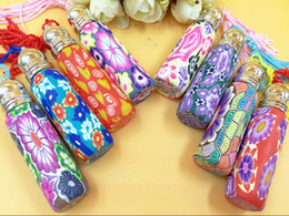 Colorful 10ML Roller Ball Roll on Ball Refillable Ceramic essence oil Perfume empty bottle Wholesale DHL Fedex Free Shipping PB88