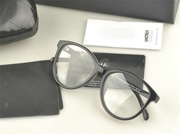 Wholesale-Brand eyeglasses CH3213 In Black c501 and Tortoise c714