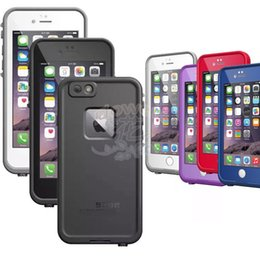 Wholesale hot sale case New Arrival Life Water proof Case For iPhone s fre Waterproof case Retail packaging