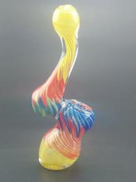 colorful birdie type smoking pipes oil rigs glass bongs glass bongs water pipes bent type glass bongs