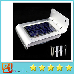 2015 New PIR Infrared Ray Solar Out Door Waterproof Solar Energy LED Light Night Bright Solar Lamp For Yard