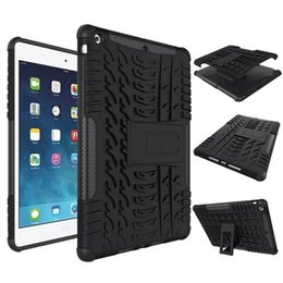 combo cases for ipad 5 ipad air dazzle case tablet pc case hybrid case protective cover