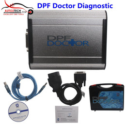 Wholesale 2016 New DPF Doctor Diagnostic Tool For Diesel Cars Particulate Filter DPF Truck Diagnostic Scanner High quality
