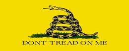 Wholesale Gadsden Flag x5 Dont Tread on Me Tea Party Flag