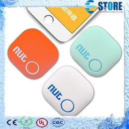 Wholesale Bluetooth Smart Tracker Nut2 Intelligent Bluetooth Anti lost Tracking Tag Alarm Package Child Wallet Key Pet Finder
