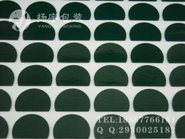 Supply of double-sided adhesive tape green film, green film imported glue stick, black double-sided adhesive tape