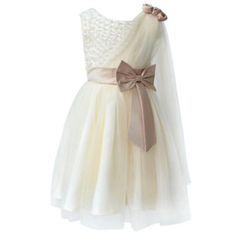 Hot Sale new arrival party dress summer flower princess girl dress,lace rose Party Wedding Birthday girls dresses