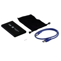 """Lowest price Jumping Price 2.5"""" USB 3.0 HDD Case Hard Drive SATA External Enclosure Box New Free Shipping"""