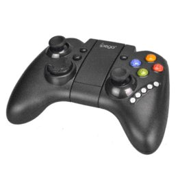 Ipega Wireless Bluetooth Gaming Game Controller Gamepad Joystick for Android iOS Phone Tablet PC TV BOX With retail packaging