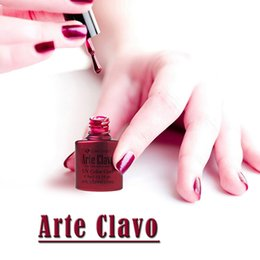 Wholesale Fashional Arte Clavo Any One Color Lamp Nail Soak Off UV Gel Polish Nail Art Designs