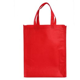 Wholesale 2015 Eco Reusable Shopping Bags Cloth Fabric Grocery Packing Recyclable Bag Hight Simple Design Healthy Tote Handbag Fashion A3