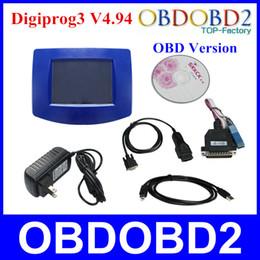 Wholesale Professional Digiprog Odometer Programmer Digiprog3 V4 OBD Version With OBD2 Cables Digiprog III Best Quality