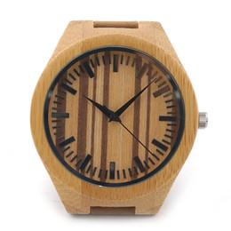 Los relojes de madera de madera de calidad superior del diseñador de la marca de fábrica de los relojes de madera de los relojes de madera de los hombres con la caja Freeshipping por el poste del SG desde cajas de madera relojes fabricantes