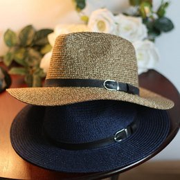 Wholesale-Sexy Women All-Match Wide Brim Foldable Hat Bowler Dicer Vacation NG4S