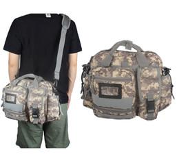 Wholesale Outdoor Military Handbag Assault Pack Tactical Bag Messenger Multi function