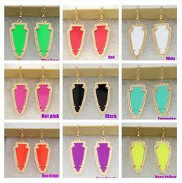 Wholesale Kendra scott Earrings Fashion Triangle Earrings Hot Selling Kendra Scott Earrings