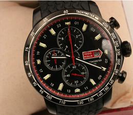 Famous Brand New 1000 Miglia Men Chronograph Quartz Watch Rose Gold Grans Turismos GTS XL Date Rubber Strap Mens Luxury Stainless Wristwatch