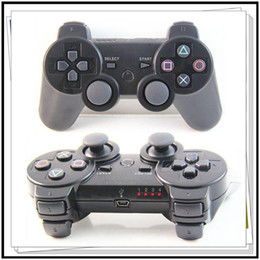 DHL Free Sensitive Bluetooth Wireless Controller Game Controller Joysticks For SONY PS3 Available Real SixAxis Without Packaging