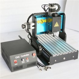 Wholesale JFT Engraving Equipment Axis W CNC Engraver Machine with Parallel Port Hot Sale Best CNC Router