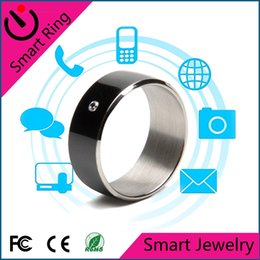 Piedras preciosas plata esterlina online-Anillo Smart Ring Nfc Andriod Wp Bb Joyería Anillos Solitario Anillo Magic Wearable Venta caliente como anillo de compromiso de plata esterlina establece Gemstone Rainbow