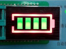Wholesale Red Green Bicolor Battery power LED display light bar digit mm common anode ROHS compliance