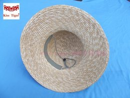 Wholesale The most convenient natural straw hat insulation uv protection for outdoor special comfortable and affordable