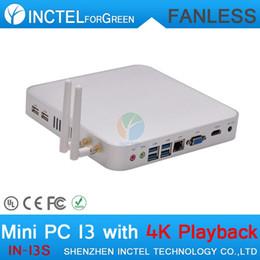 Wholesale 2 best intel core i3 mini pc windows