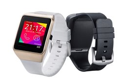 Wholesale H88 smartwatch bluetooth touch screen new GSM SIM TF card for andriod samsung Gear S message reminder pedometer VS D watch U8 GV08