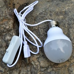Wholesale 20pcs Plastic Aluminum LED lamp bulb v W bombillas led e27 lm flux camping lamparas