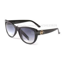 Wholesale High Quality Sun glasses Women Men Sunglasses Speckle Classical Brand Designer Beach Holiday Sunglasses UV400 jwlrymk8015 Freeshipping
